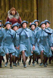 Frances De La Tour Harry Potter Cosplay Fleur Delacour Tall Girl