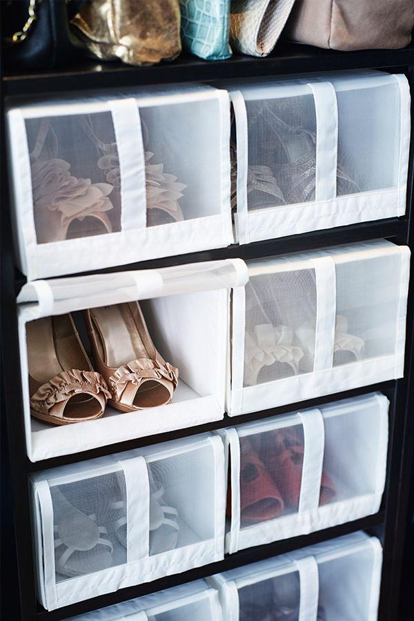 Skubb Storage Series Wardrobe Boxes Small Space Clothing Storage Wardrobe Boxes Home Organization