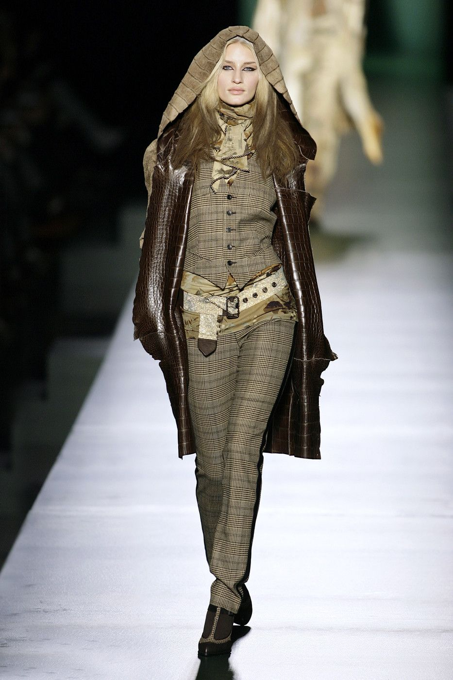 Jean Paul Gaultier at Paris Fall 2008
