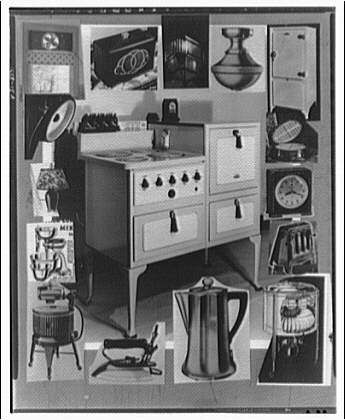1920 consumer appliances   seek out bunches of other exceptional solutions for the kitchen  1920s kitchen   modern   1920 u0027s american kitchen   crescent street      rh   pinterest com