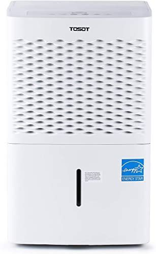 Photo of Chic TOSOT Energy Star dehumidifier with pump for rooms up to 4,500 sqm Ft Quiet…
