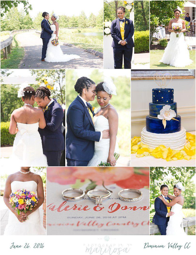 Dominion valley country club wedding otographybymarirosa