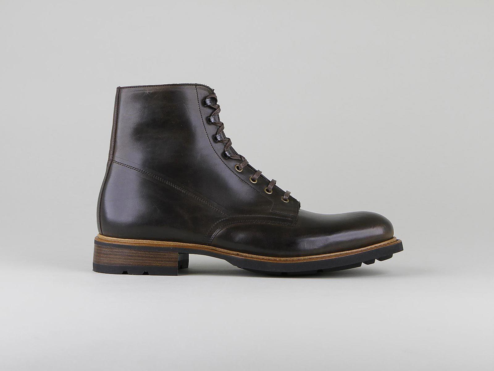 ea1ef8043 Paraboot SCOTT - Chaussures Homme - Montants | mode en 2019 ...