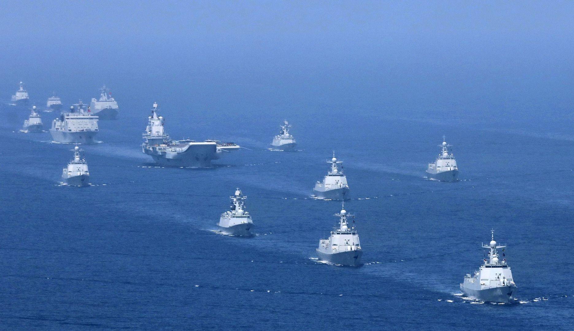 China Naval Modernization Implications For Us Navy China Chinadefence Chinesenavy Usnavy In 2020 South China Sea South China Naval