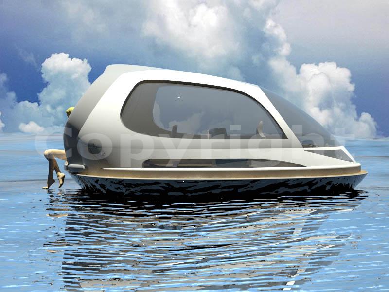 Jetcapsule Luxury yachts, Small yachts, Boat