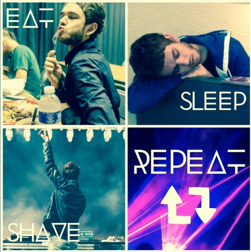 eat sleep anton repeat