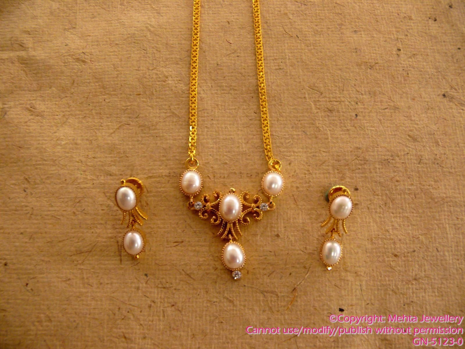 Hi, The price for the Necklace & Earrings is Rs. 77,000/- gold wt ...