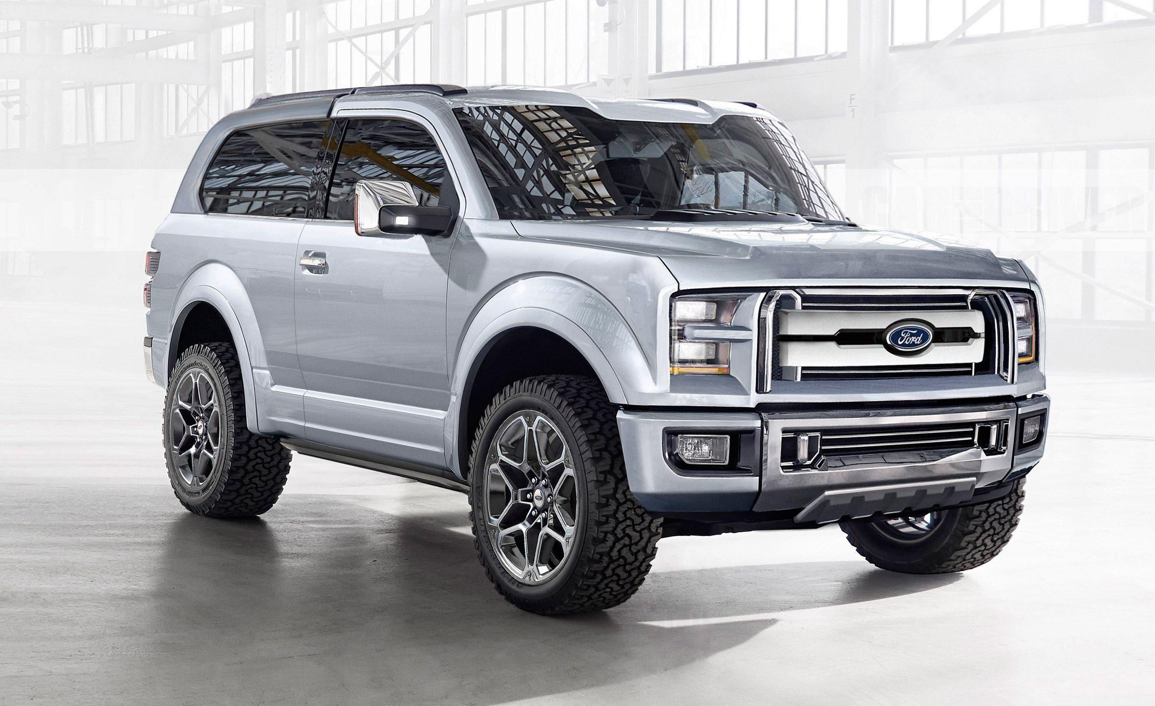 Ford Bronco 2020 Price Redesign Di 2020 Ford Bronco Truk Ford Suv