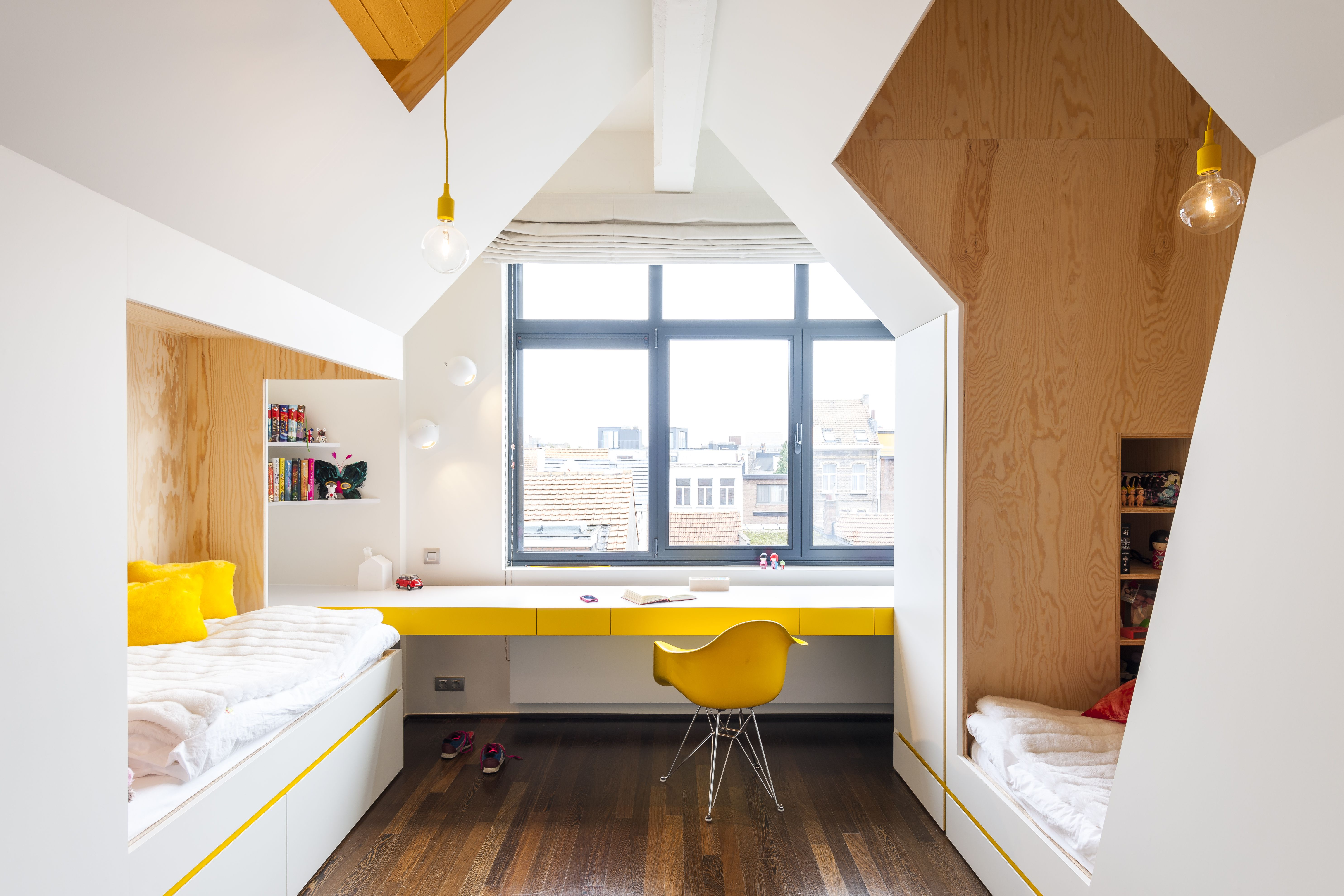 De bedstee in een modern jasje kids rooms bedrooms