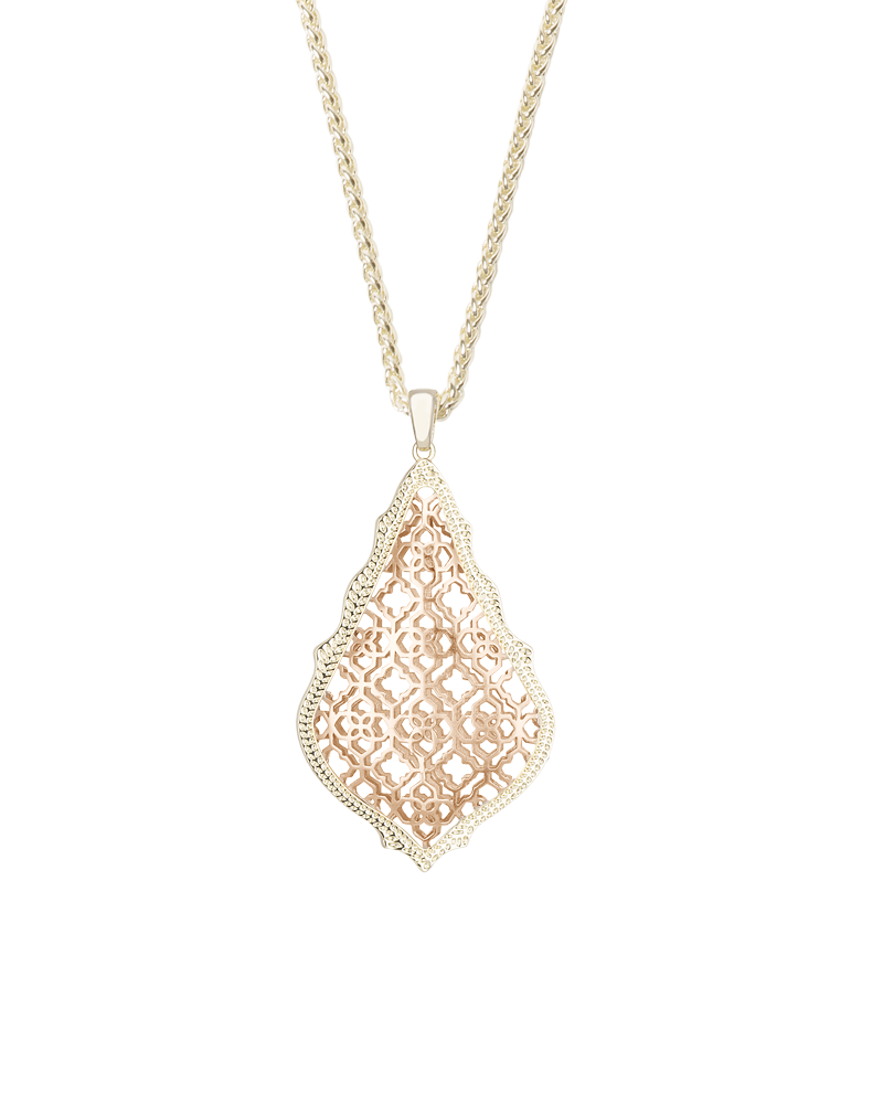 Aiden necklace in rose gold kendra scott jewelry aiden necklace in rose gold kendra scott jewelry aloadofball Choice Image
