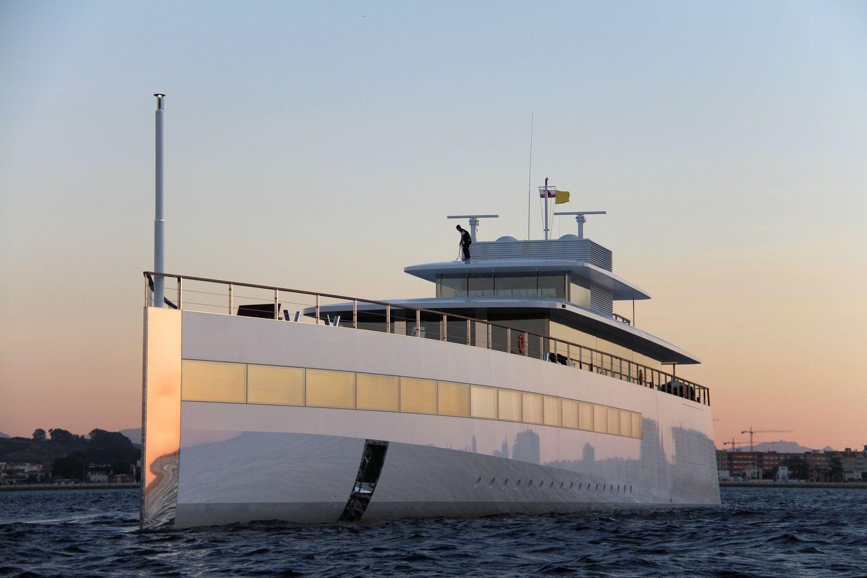 Yacht Design Jobs Venus Yacht  Feadship  Superyacht Times  Boats  Pinterest