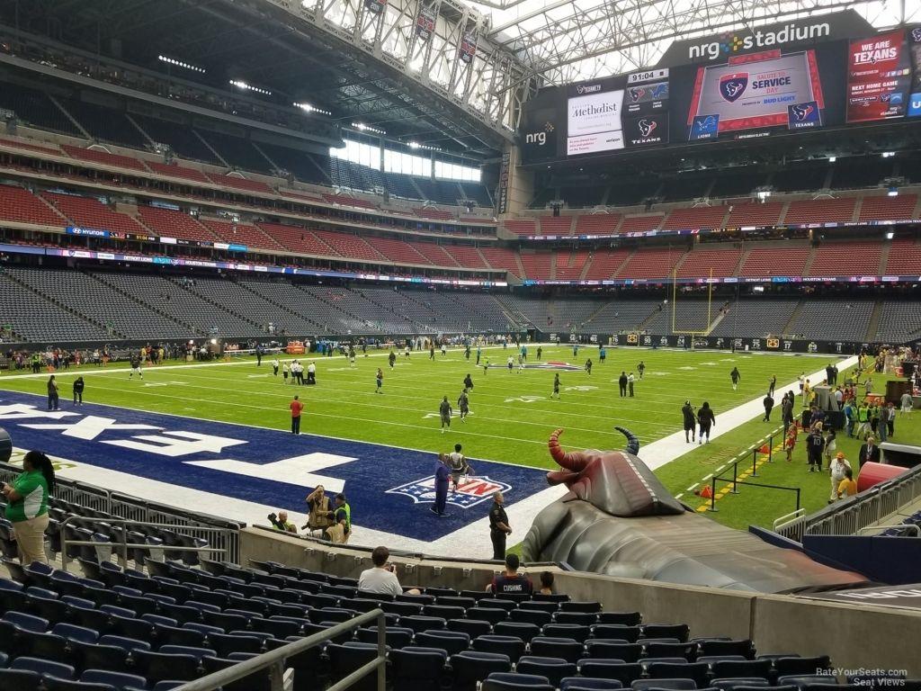 Amazing houston texans stadium seating chart