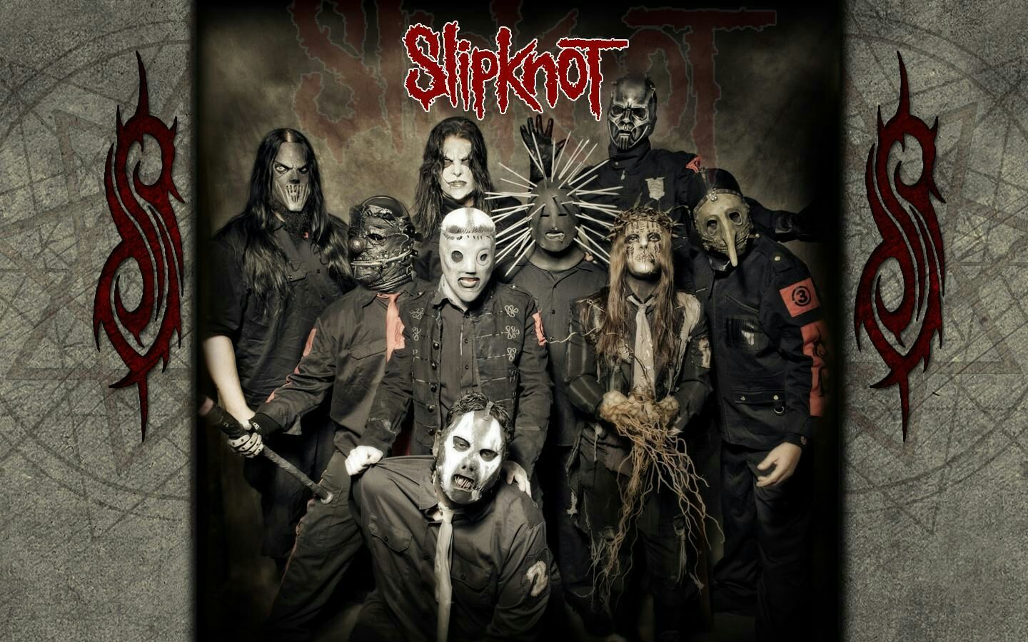 Download Slipknot FULL Album With High Quality Audio   !!! Free
