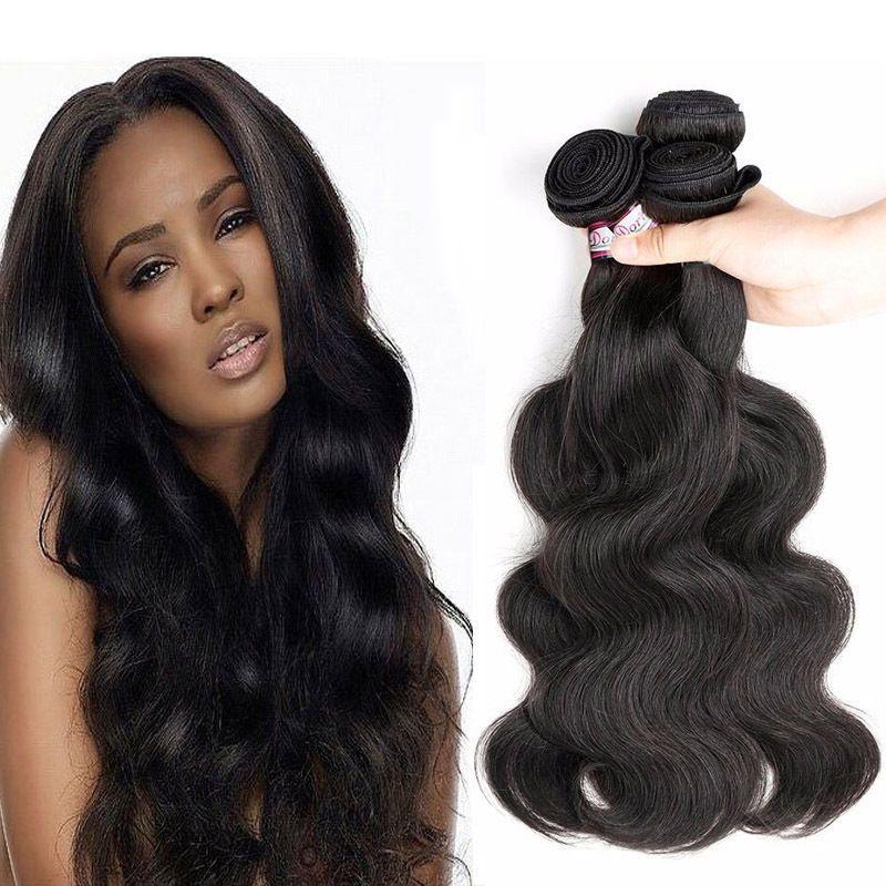 8a peruvian virgin human hair extensions weave weft body wave 3 8a peruvian virgin human hair extensions weave weft body wave 3 bundles 150g pmusecretfo Gallery