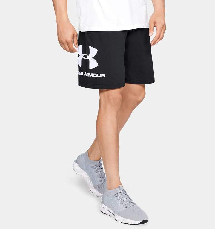 Photo of Men's UA Sportstyle Cotton Graphic Shorts | Under Armour US
