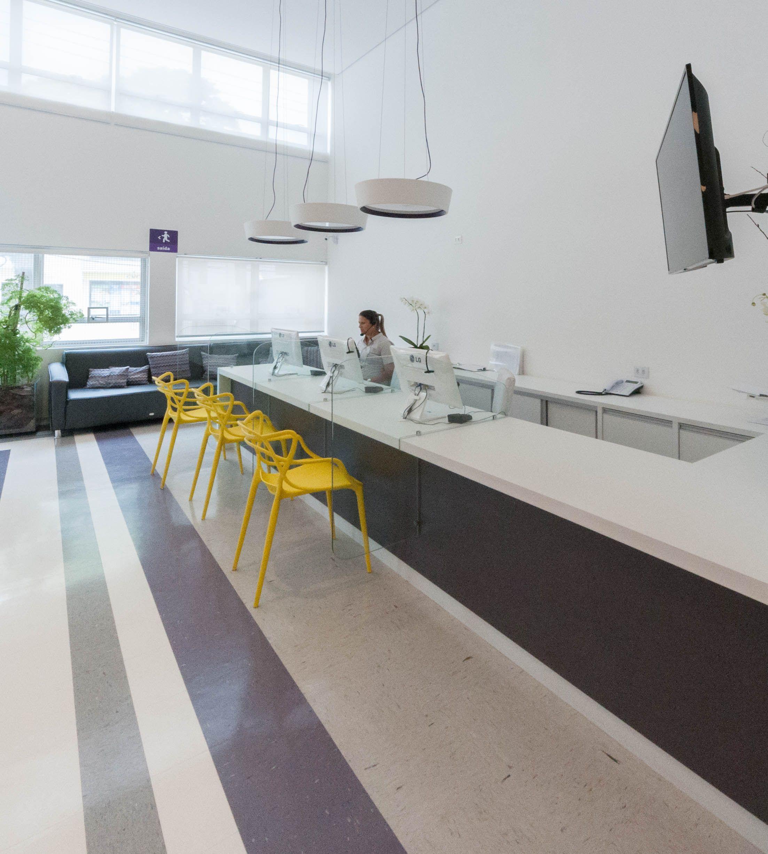 Arquitetura Integrando Pisos: Desenho De Piso Vinílico Paviflex. Flooring Design