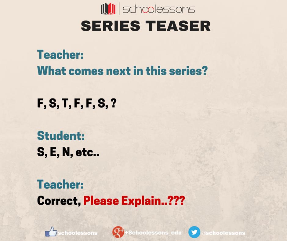 schoolessons.com: #Series #teaser #schoolessons ...