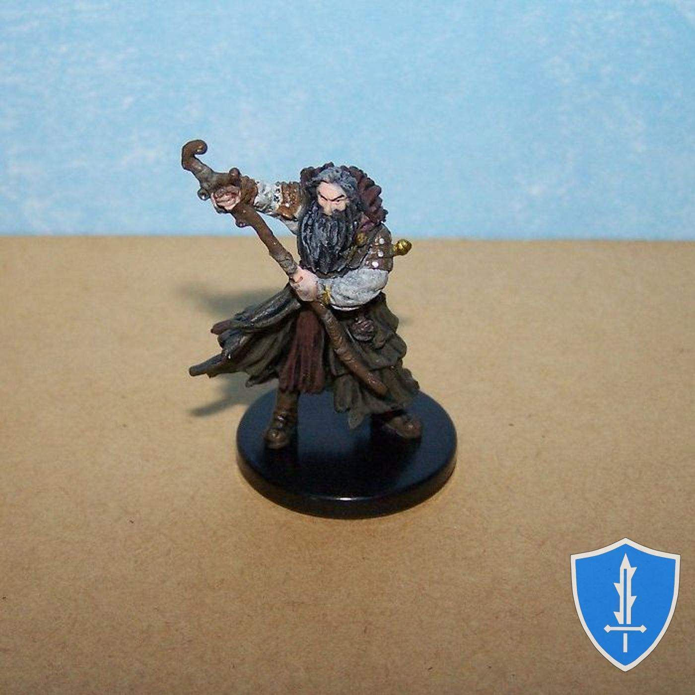 Skulls /& Shackles ~ MASTER OF THE GALES #23 Pathfinder Battles miniature