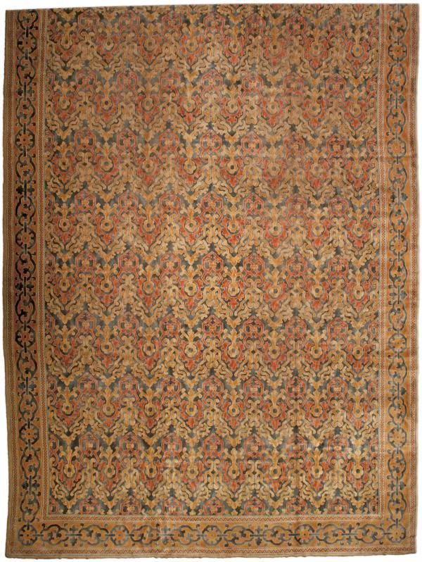 A Spanish Rug Size Adjusted Bb4831 Rugs On Carpet Spanish Decor Rugs