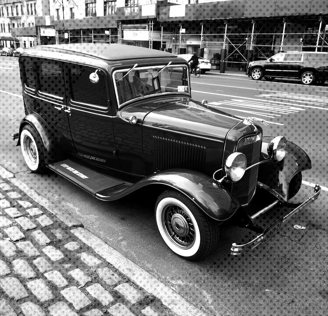 'Nowaday Tours New York City' 1932 Ford Model B