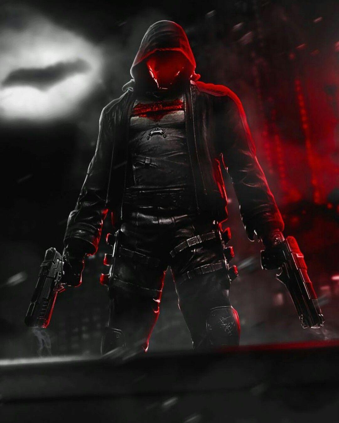 Arkham Knight Red Hood | Red hood/Jason Todd | Pinterest ...