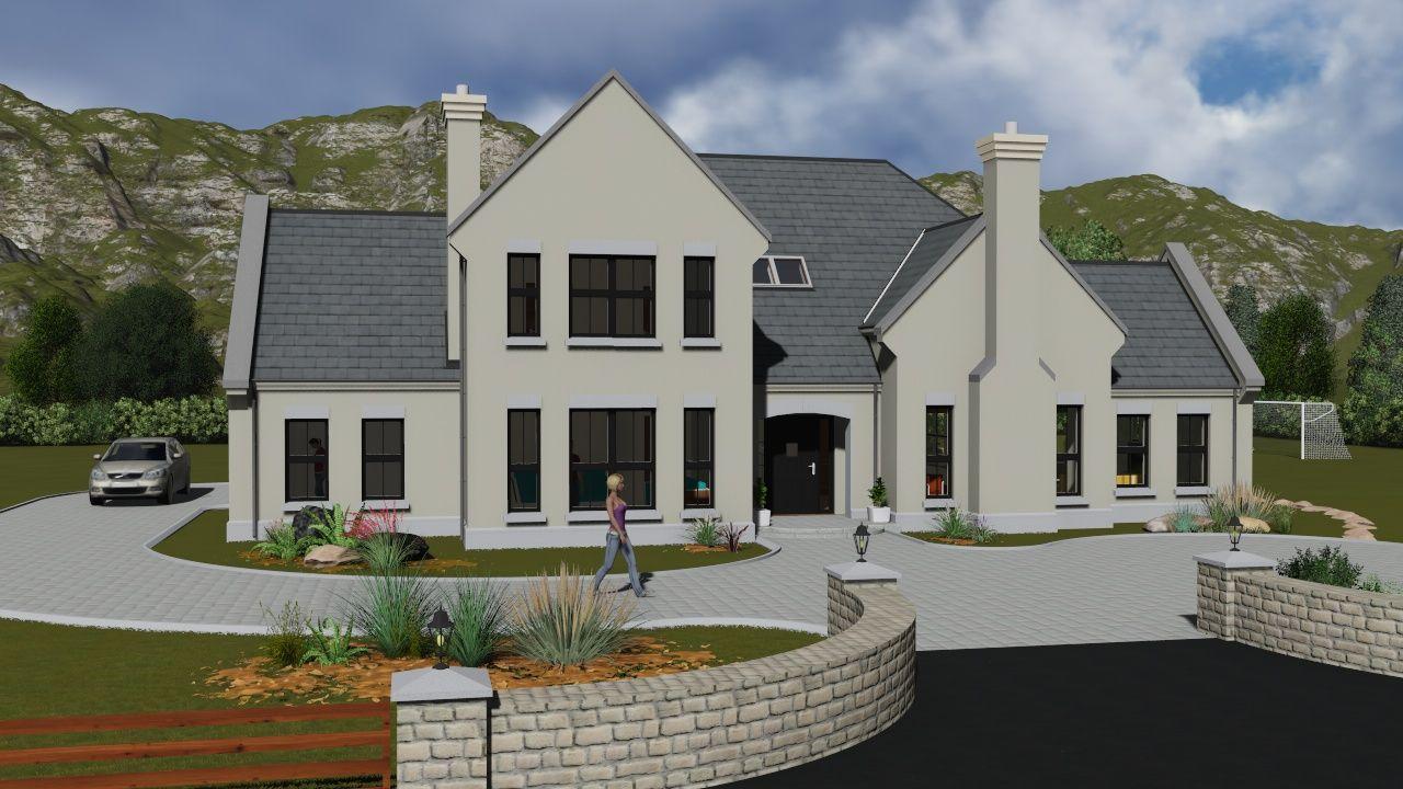 Pin By Dan Chemologo Ngetich On Architecture Ideas Irish House Plans Irish Houses Architect House