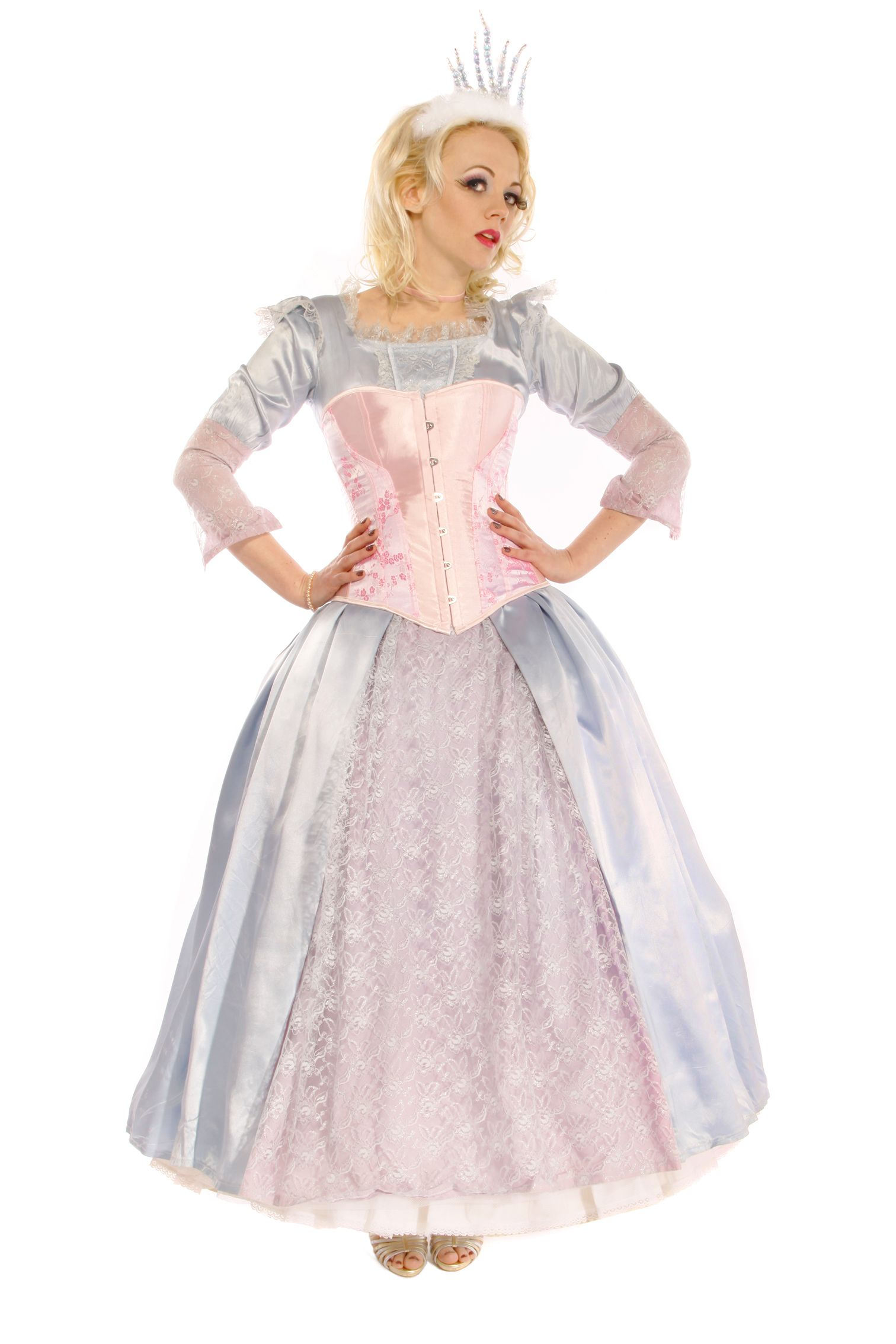 15729f74d1d9 Ice Princess Costume Ice Princess Costume, Christmas Party Themes, Winter  Wonderland, Party Costumes