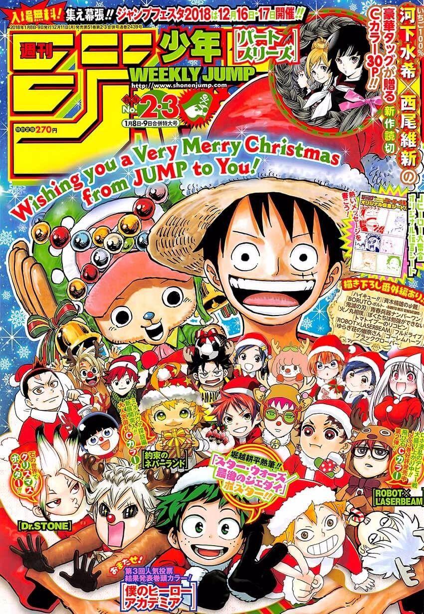 Próxima página Crossover de animes, Mangá one piece, Anime
