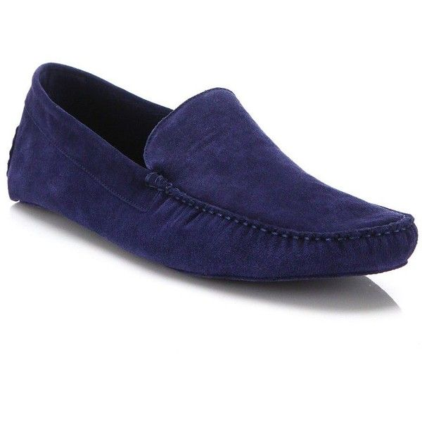 A.TESTONI Suede House Slippers Eutx6XCK