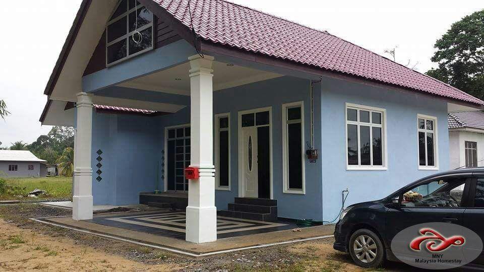 Pengkalan Setar Homestay Kuala Terengganu T0053 Aircond 3 Bilik 2