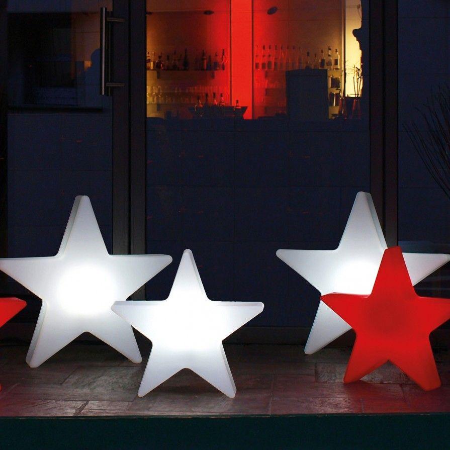 shining star led outdoor stern solar im ikarus design shop weihnachtsdeko pinterest. Black Bedroom Furniture Sets. Home Design Ideas