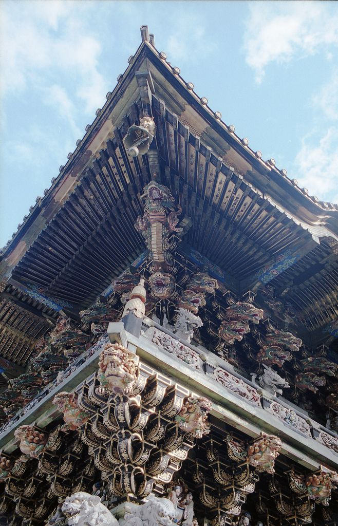 chinese traditional architecture hfs architecture details art