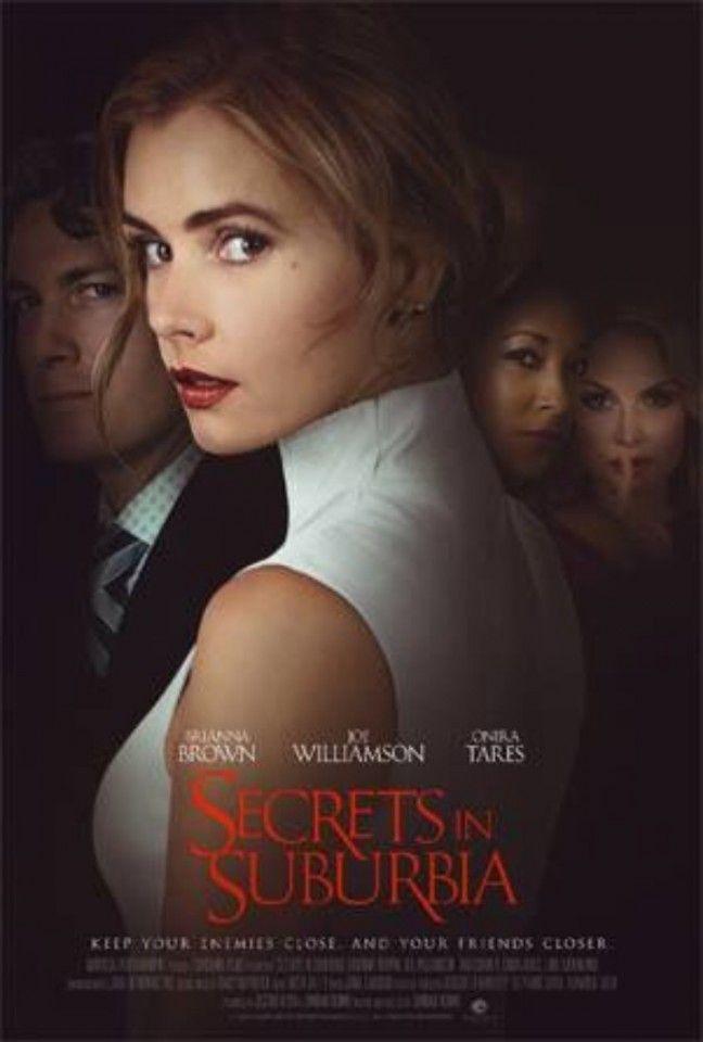 Secrets In Suburbia 2017 Dvd Tv Movie Lifetime Drama Brianna Brown Lmn Lifetime Movies Movies Movies Online