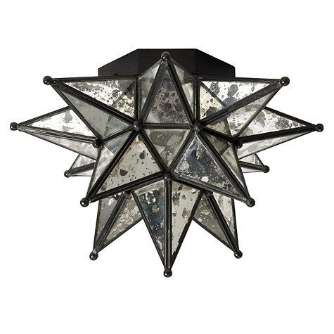 Would Love To Have This In A Forest Themed Bedroom Someday Moravian Star Ceiling Mount Mercury Gl