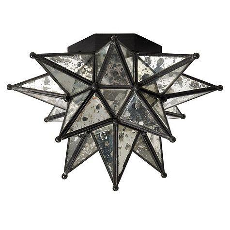 Moravian Star Ceiling Mount Star Ceiling Star Lights On