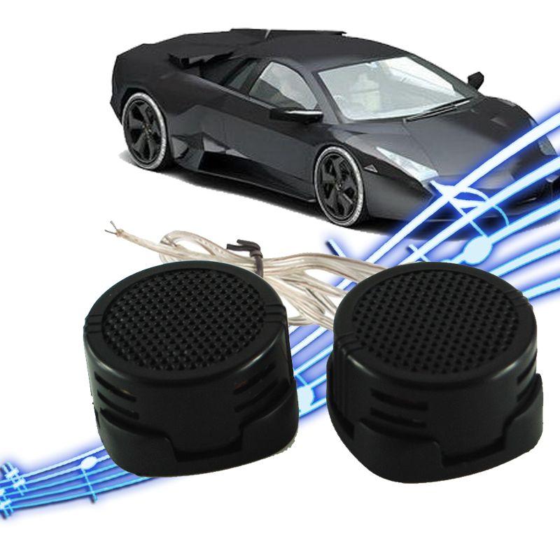 Mini Dome Tweeter Loudspeaker 1pair Universal High Efficiency 2x 500w Loud Speaker Super Power Audio Sound Klaxon Tone For Car Car Speakers Car Audio Car