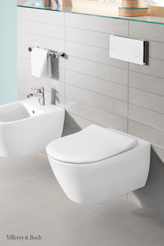 Pin Auf Bathroom Inspiration Villeroy Boch