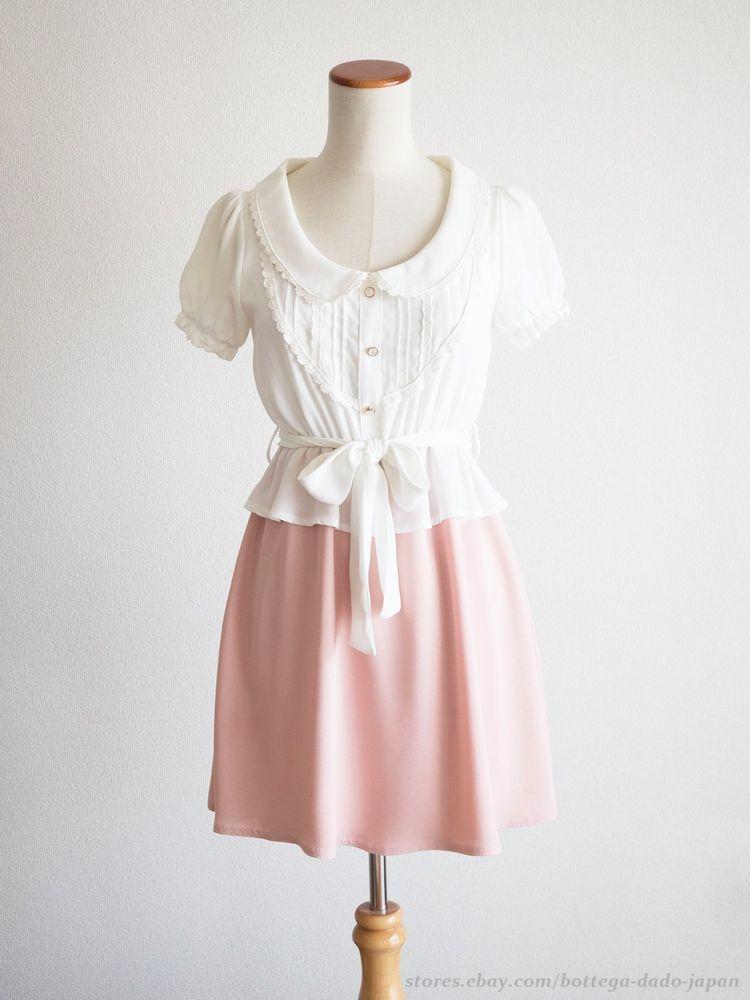 Chiffon Preppy Dress