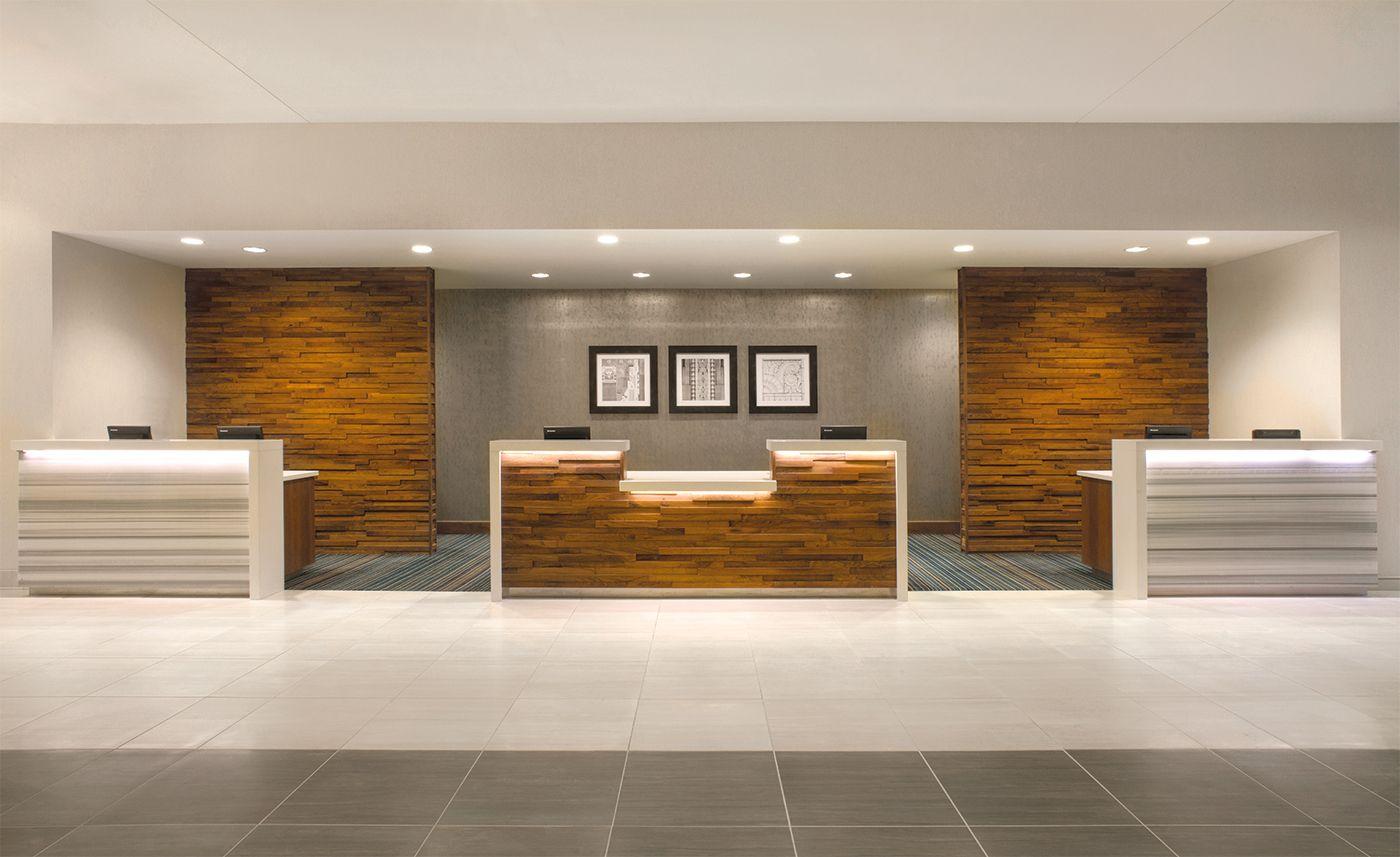 Marriott Tulsa Hotel Front Desk Hostal Hotel Recepciones