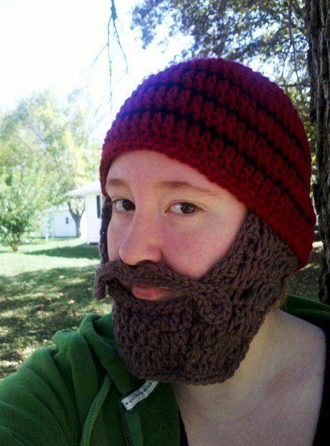 That beard is not a beginner