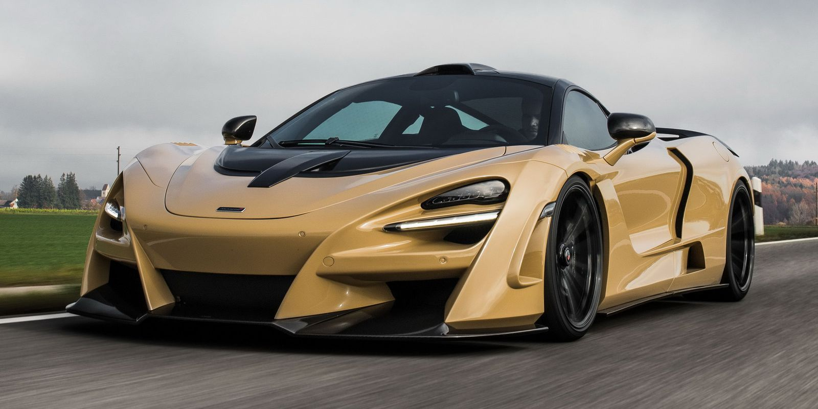 Novitec Will Take Your 720s Into Senna Territory New Sports Cars Sports Car Sports Cars Luxury