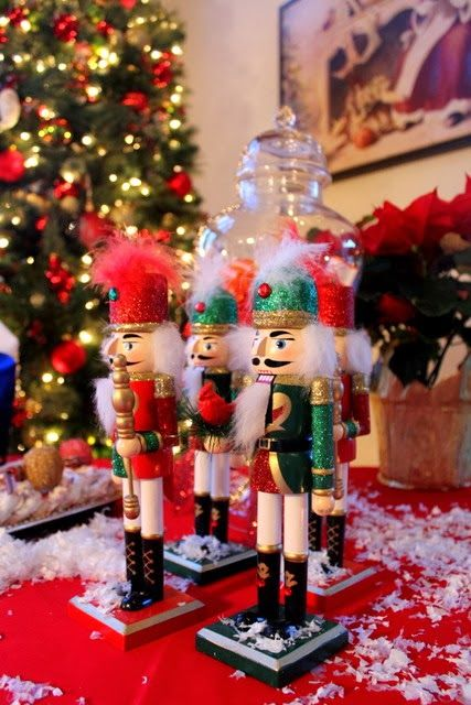Little Big Company | The Blog: Nutcracker Themed Christmas Dessert Table by Party Z