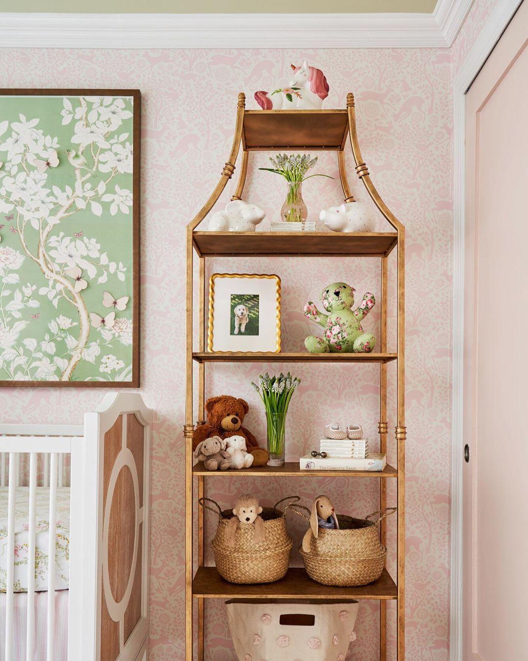 10x10 Girls Bedroom: Pin On Baby Nursery