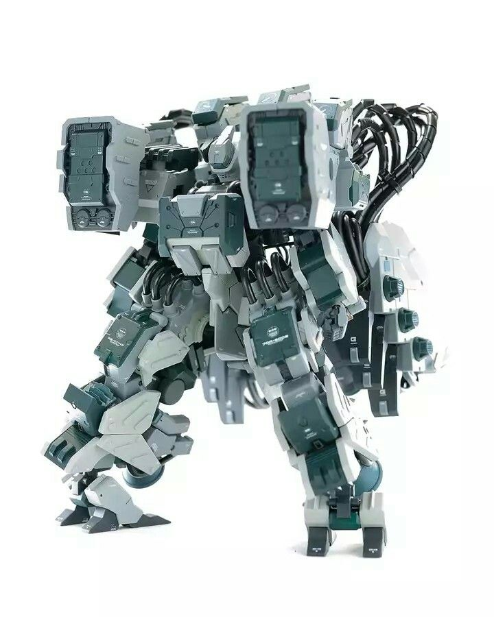 Gundam Mecha and other SF Kits for possible use in 40K