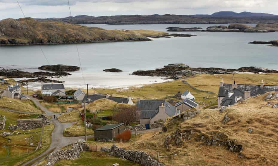How Outer Hebrides were perfectly primed to tackle coronavirus