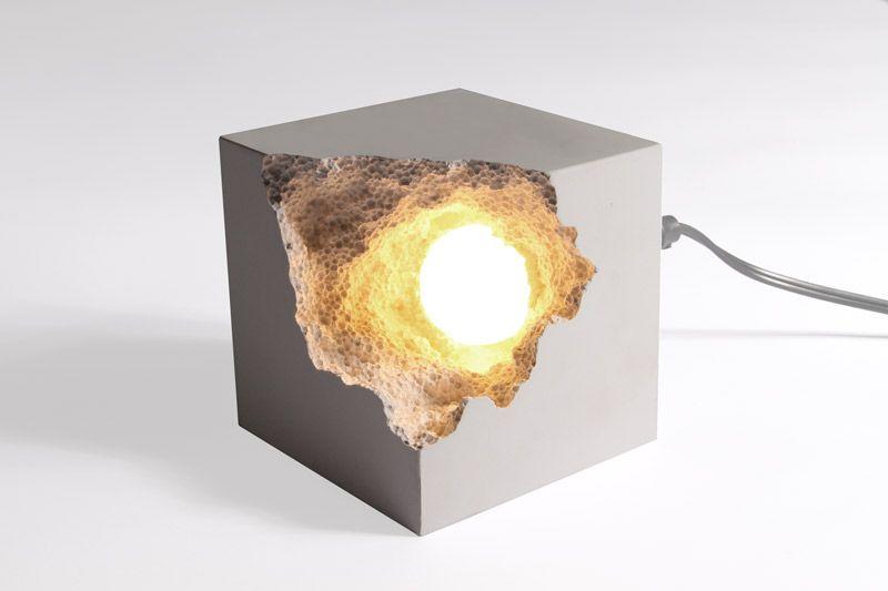 Cast Light   Snarkitecture   Verlichting, Concreet ontwerp