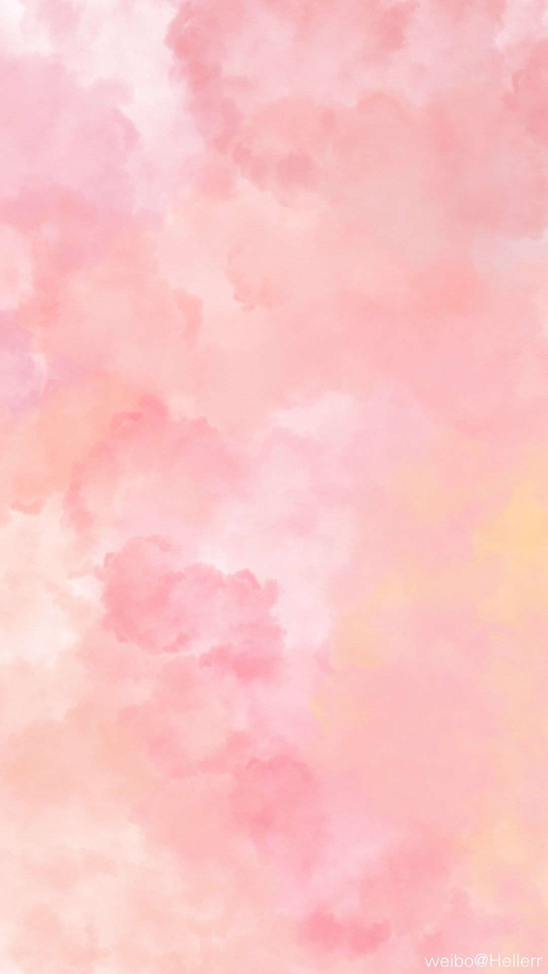 Pin By Yamila On Fluffy Pink Wallpaper Backgrounds Watercolor Wallpaper Simple Wallpapers