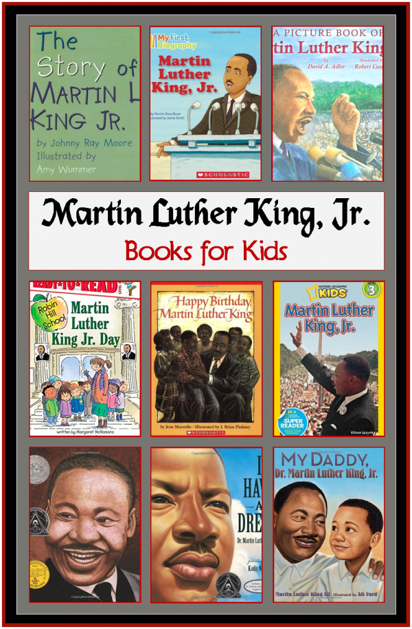 Books About Martin Luther King Jr Homeschooling Martin Luther