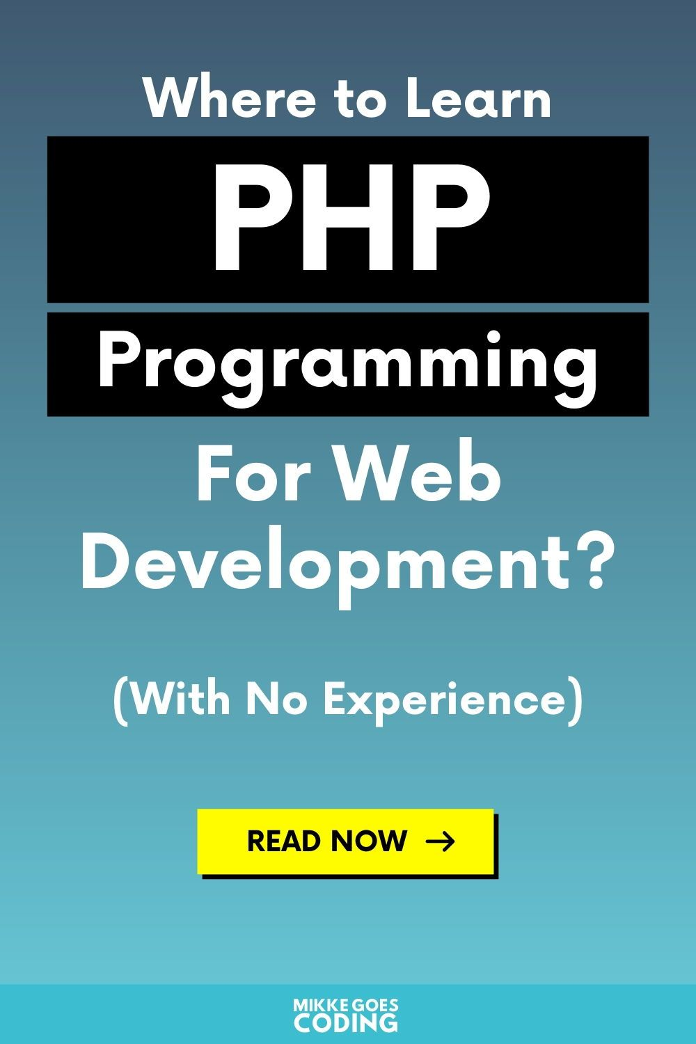 The Best PHP Courses for Beginners Free Coding Guide