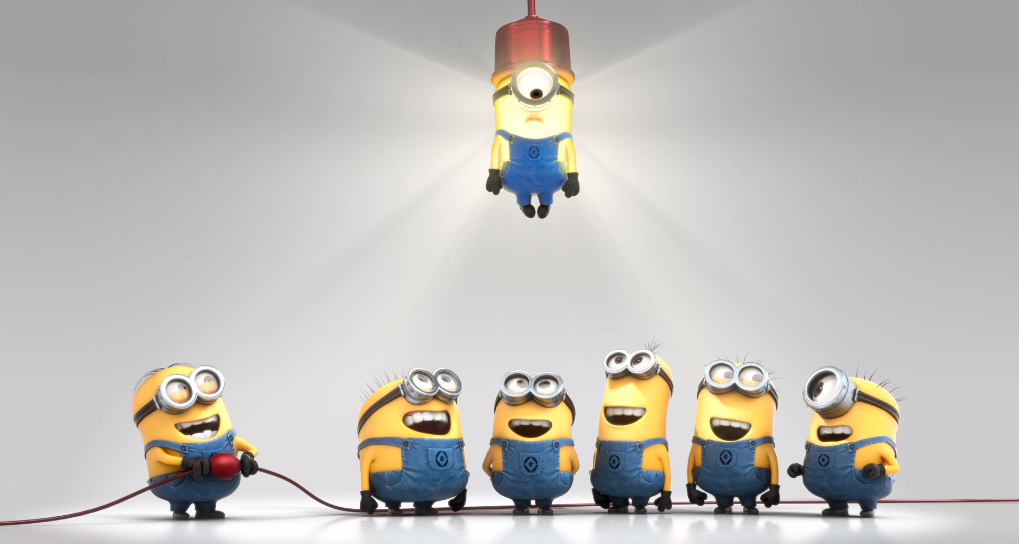 Collection Of 25 Really Cute Minions Hd Wallpapers Happy Birthday Minions Minions Happy Birthday Song Minions Birthday Song